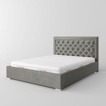 łóżko tapicerowane - 6
