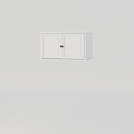 Nadstawka do białej szafy