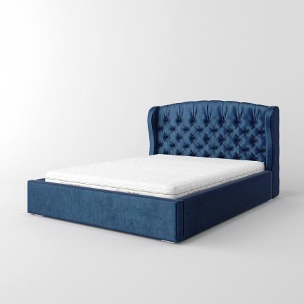 Łóżko tapicerowane Magic Velvet - Łóżka Drewniane