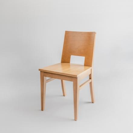 Krzesło bukowe - Krzesła Drewniane