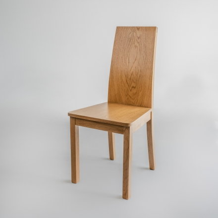 Krzesło dębowe - Krzesła Drewniane