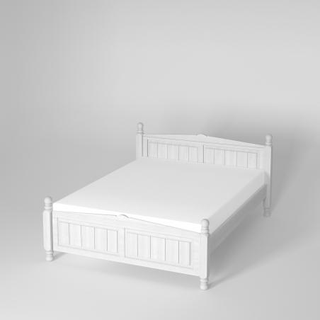 Ekskluzywne łóżko - Łóżka Drewniane