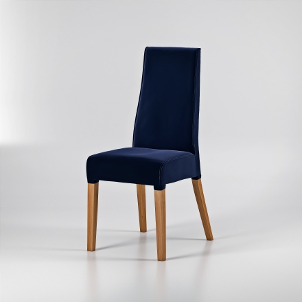 krzesło dębowe Velvet - 2